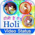 Happy Holi Video Status Song icon