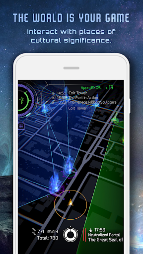 Ingress Prime  captures d'u00e9cran 1