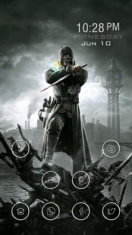 android Dark Warrior Screenshot 0