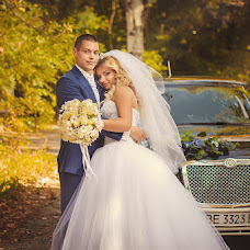 Wedding photographer Aleksandr Mokshin (Mokshin). Photo of 21.12.2014