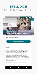 adidas Running by Runtastic - Fitness & Lauf-App Screenshot