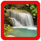 Cascada Gratis Live Wallpaper icon