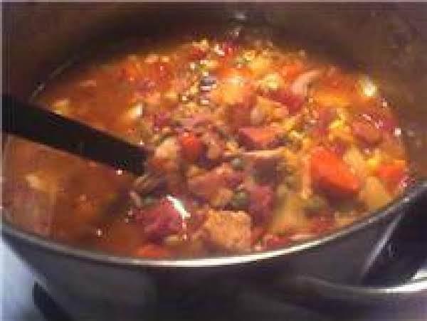 Hearty Brunswick Stew Recipe