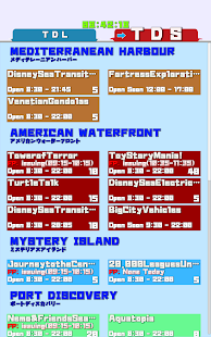TDR Dashboard queue wait times- screenshot thumbnail