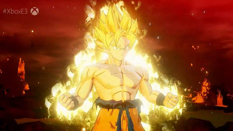Dragon Ball Z Kakarot Super Saiyan