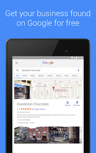 Google My Business  screenshots 11