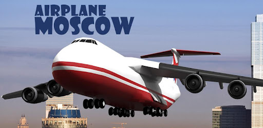 Explore the beautiful city of Moscow by air in this flight simulator!