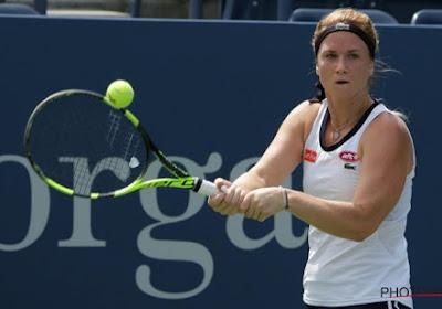 Ysaline Bonaventure se qualifie pour le deuxième tour des qualifications de Wimbledon