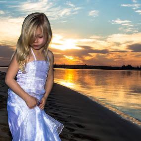 Dynamic Sunset by Photographyby Tanja - Babies & Children Child Portraits ( child, sunset )