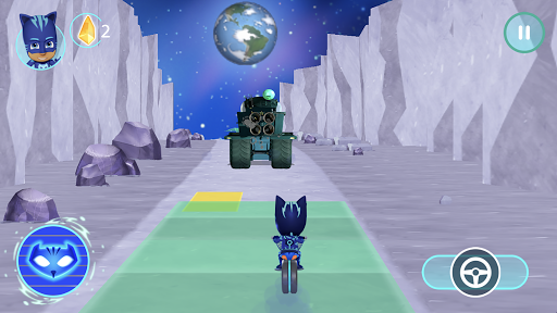 PJ Masks: Racing Heroes - screenshot