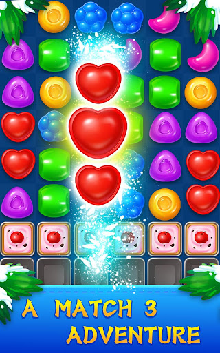 Candy Garden Legend - screenshot