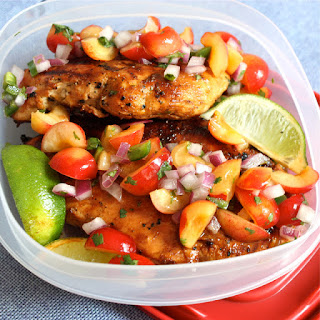 Grilled Chicken Breasts With Salsa Recipes