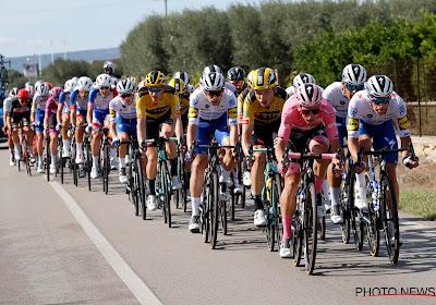 Tiende etappe Giro: renners maken zich op voor heuveletappe met enkele korte, maar steile beklimmingen