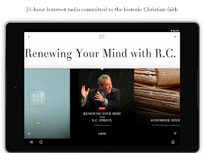 RefNet Christian Radio- screenshot thumbnail