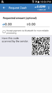 Dash Wallet- screenshot thumbnail