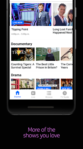 STV Player: For live TV, catch-up and box sets 4.0.3.1 screenshots n 2