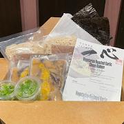Do it yourself!! Home Kit Veggie Garlic Shoyu Ramen