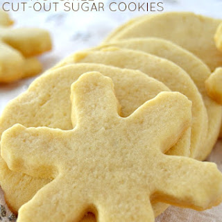 The Best No-Chilling-Required Cut-Out Sugar Cookies.