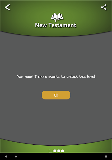 Bible Quiz 10 screenshots 11