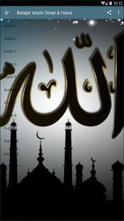 Belajar Islam Omar & Hana - náhled
