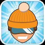 Addicted Snowboard Icon