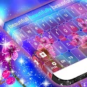 Cherry Flowers Keyboard icon