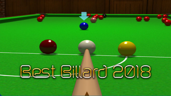 Snooker Billard Pool Ball 2018 - náhled