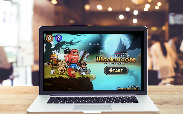 Blackmoor 2 HD Wallpapers Game Theme