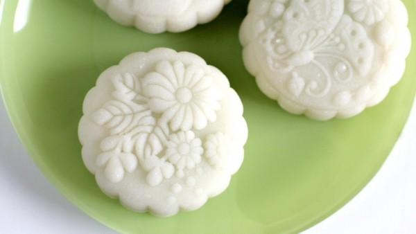 Cách làm bánh dẻo Trung thu nhân trà xanh thanh mát 1