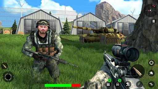Free Survival Fire Battlegrounds: Fire FPS Game  screenshots 8