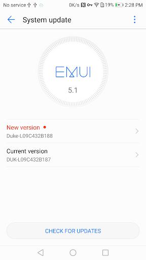 System Update 8.0.11.370 screenshots 2