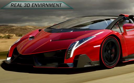 Extreme Lamborghini Sim 2: Car racing game 1.0 screenshots 4