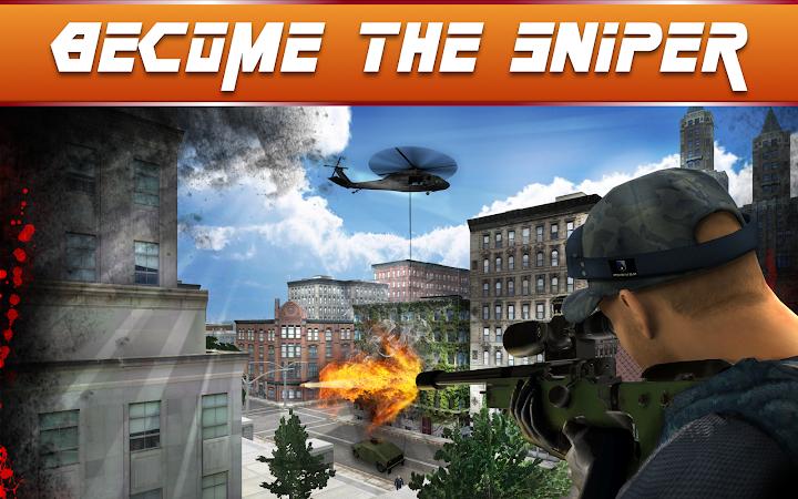 Sniper Ops – 3D Shooting Game v47.0.0 [Mod]