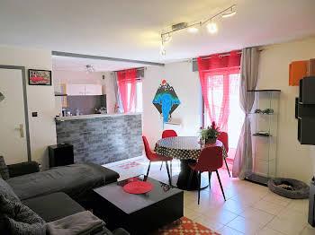 Appartement 3 pièces 60,75 m2