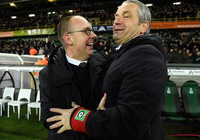 """Le Cercle ne pouvait pas retenir Bernd Storck: """"Nous ne sommes pas Anderlecht ou l'Antwerp"""""""