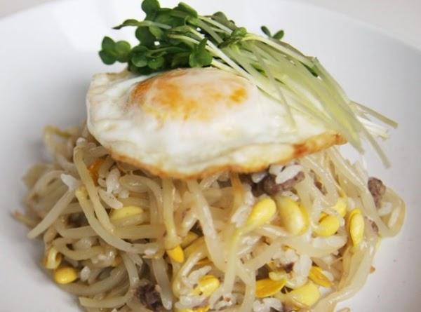 Kongnamulbap (soybean Sprouts Bibimbap) Recipe