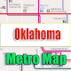 Oklahoma Metro Map Offline Download for PC Windows 10/8/7