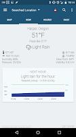 Screenshot of Arcus Weather (with Radar)