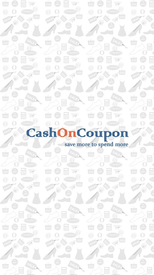 Cash On Coupon -Extra Cashback- screenshot