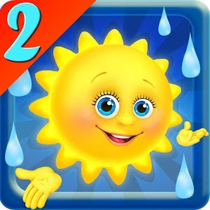 SunnyFunnies: Umbrellas – fun educational game