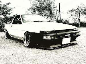 スプリンタートレノ AE86 GT-V のカスタム事例画像 Garage1003さんの2020年09月23日20:40の投稿
