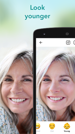 (APK) تحميل لالروبوت / PC FaceApp تطبيقات screenshot