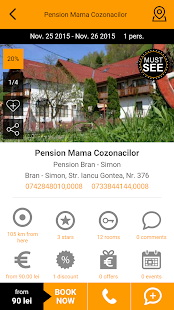 Visit Bran - Travel App- screenshot thumbnail