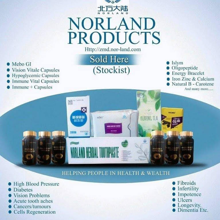 Norland product - Vitamin & Supplements Store in Lagos