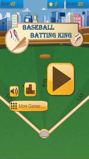 Baseball Batting King