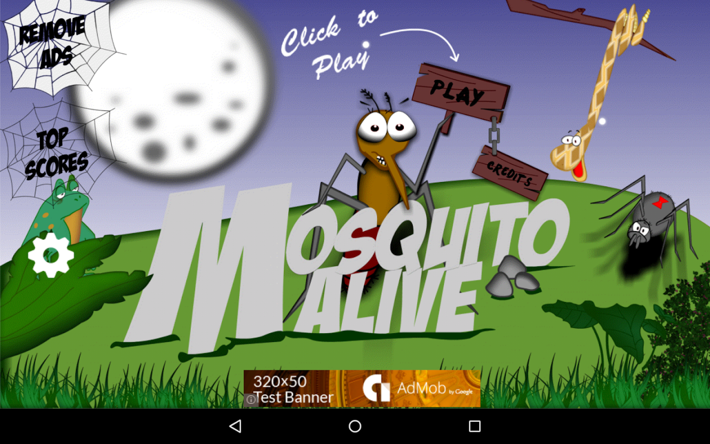 Mosquito Alive- screenshot