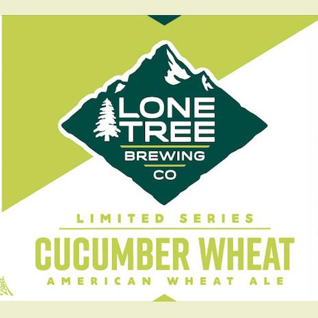 Logo of Lone Tree  Cucumber Wheat