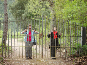 Photo: Non, elles ne sont pas prisonnières!!!!!!!!!