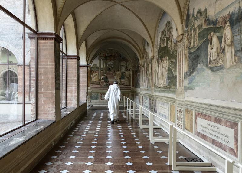 Vita monastica di Claudia@Costantino