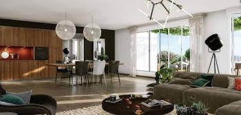 Appartement 4 pièces 119 m2